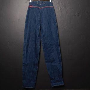 Vintage Pulse Aero High Waist Mom Jeans Sz 9